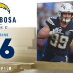 #56: Joey Bosa (DE, Chargers) | Top 100 Playe...