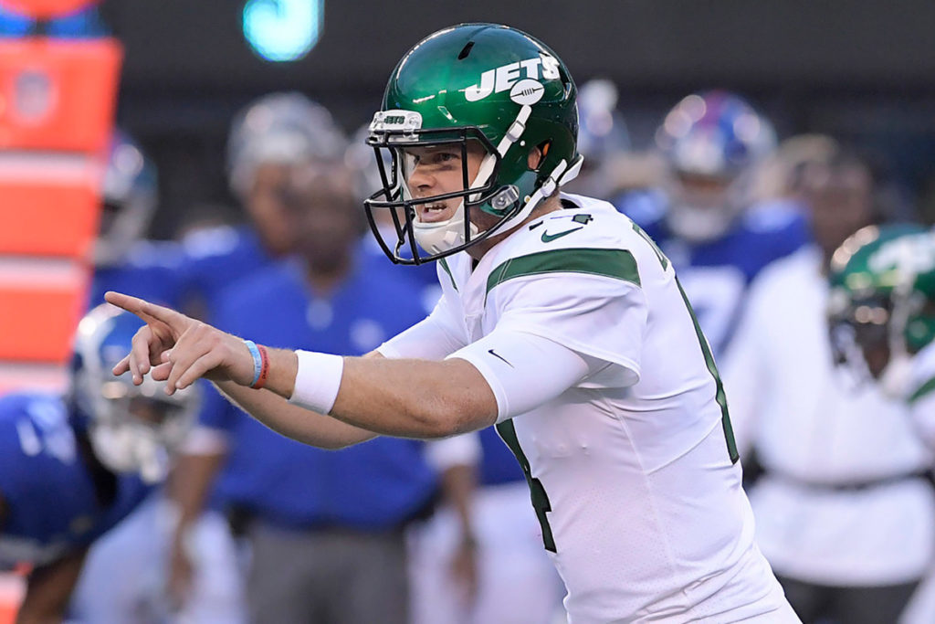 Sam Darnold has plan to bring out greatness in...