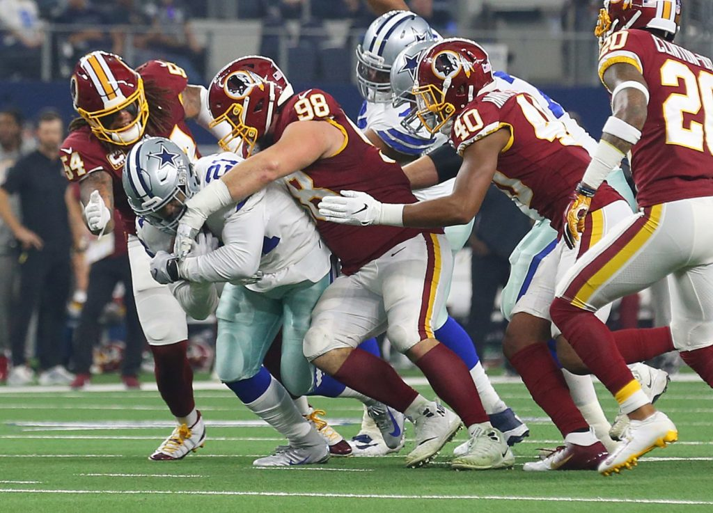 Taking a look at the Dallas Cowboys potential...