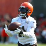 Antonio Callaway picked bad time to be suspended
