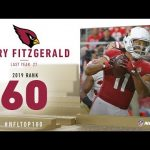 #60: Larry Fitzgerald (WR, Cardinals) | Top 100...
