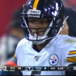 Tomlin On Dobbs INT: He's Gotta Take Better Care...