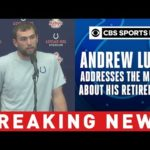 BREAKING NEWS: Andrew Luck Retiring from NFL