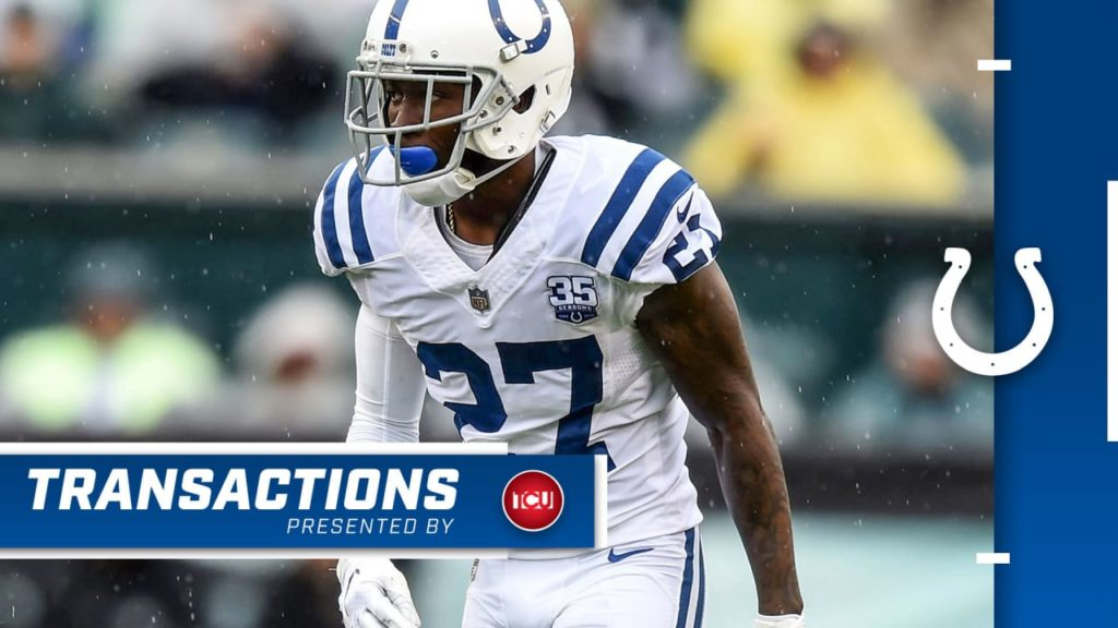 Colts Acquire Sixth-Round Pick From Jets In...