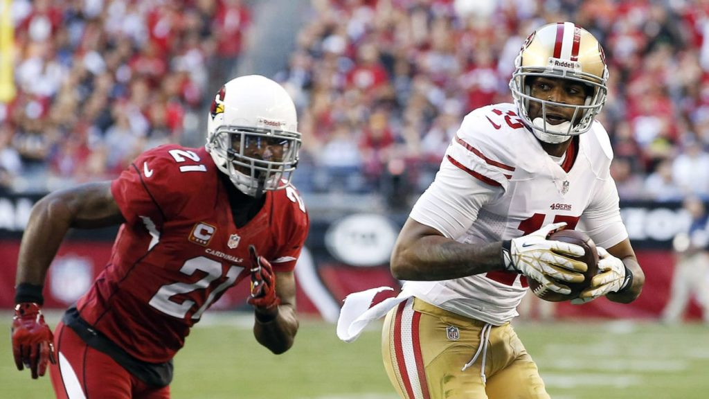 Cardinals Bolster Receiving Corps By Adding...