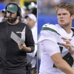 Adam Gase-Sam Darnold chemistry with Jets is...