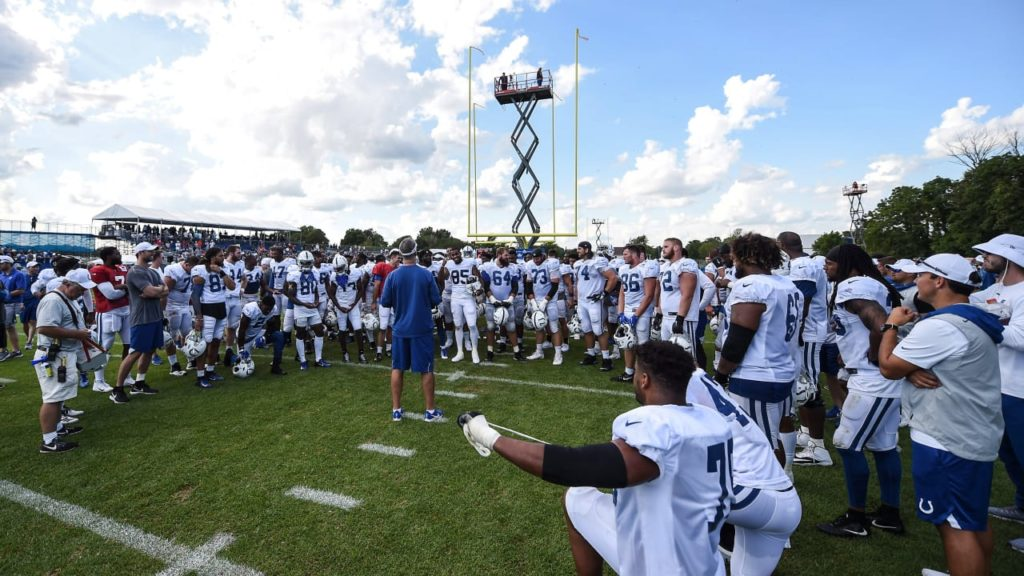 Colts Wrap Up 2019 Training Camp