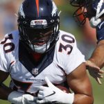 Phillip Lindsay misses most of Broncos' ...