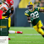 Dexter Williams powers Packers' offense on...