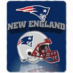The Northwest Company NFL Gridiron Fleece Throw,...