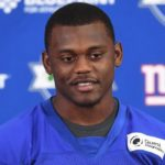 Giants' Deandre Baker felt 'something' in his...