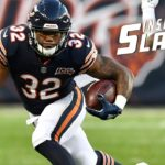 Montgomery shows off versatility in Bears debut
