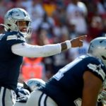 Dallas Cowboys cruise in divisional win