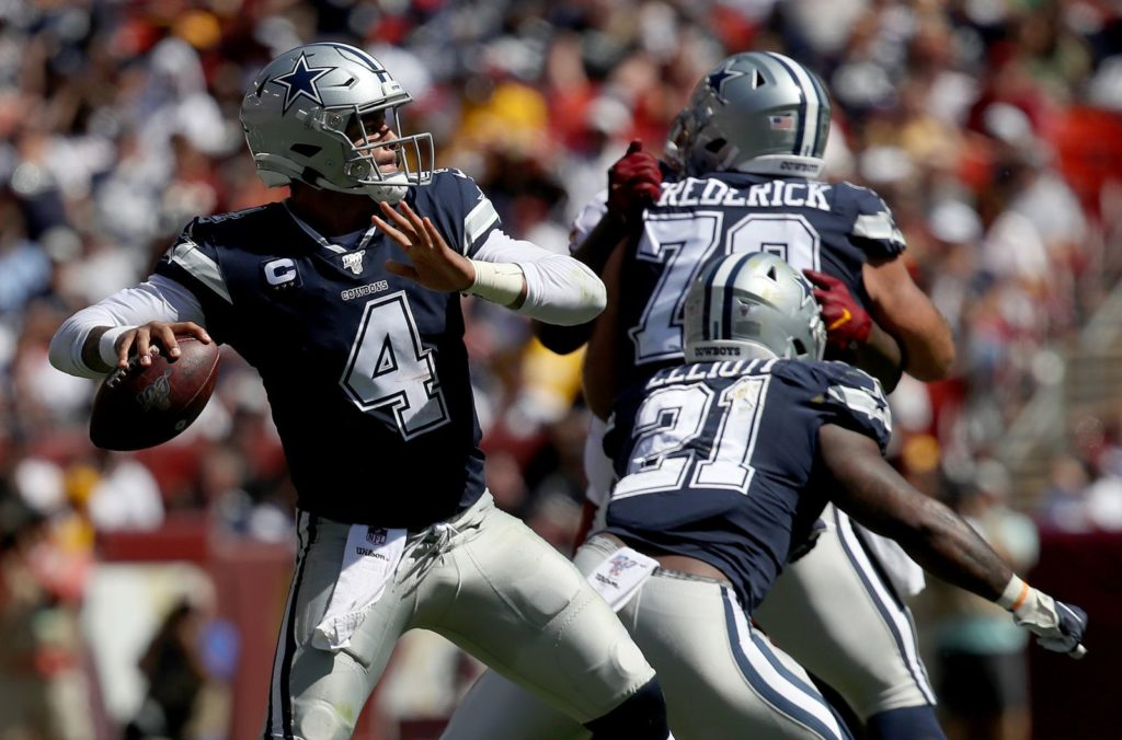 Dallas offense should exploit this weakness
