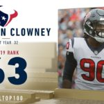 #63: Jadeveon Clowney (DE, Texans) | Top 100...