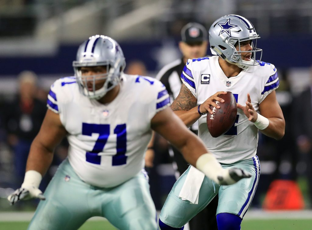 La'el Collins contract sends subtle message to...