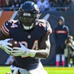 Jordan Howard Getting a Majority of the Carries at...