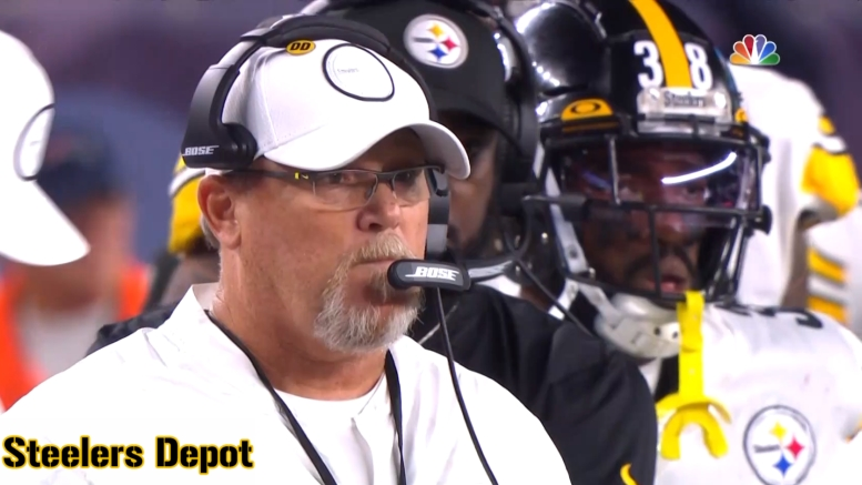 'Quite Frankly, Screw Third Down' - Randy Ficthner...