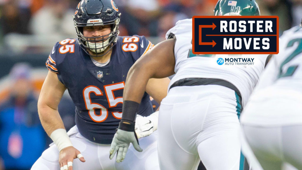 Bears ink Whitehair to five-year extension