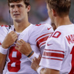 Eli Manning, Daniel Jones allow for a seamless...