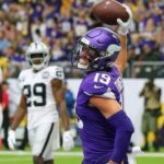 Adam Thielen stays focused, despite reduced...