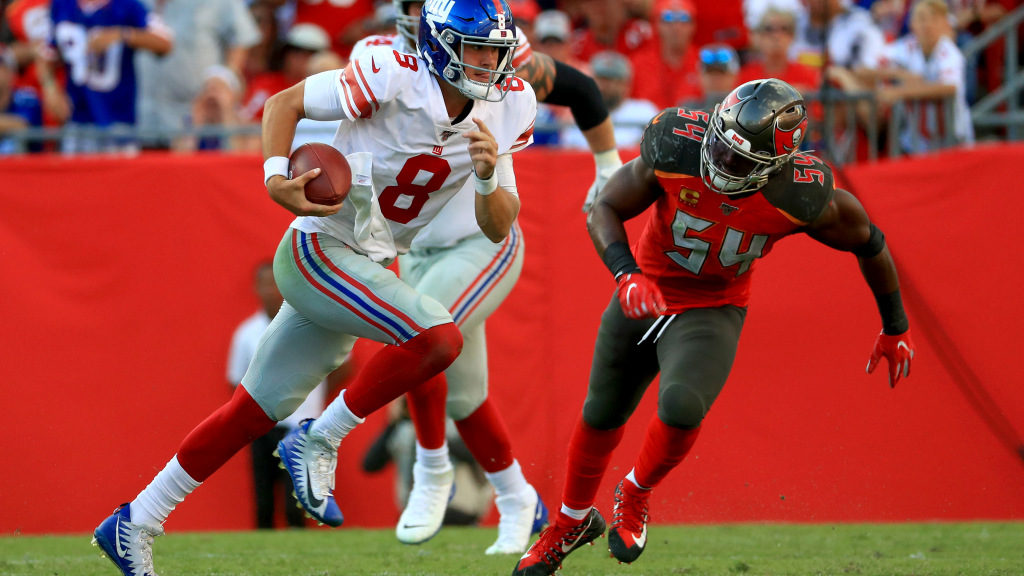 What we learned from New York Giants' 32-31...