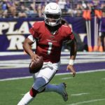 Kyler Murray Not Running As Much As Expected