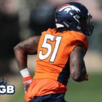 LB Todd Davis a full participant in Wednesday's...