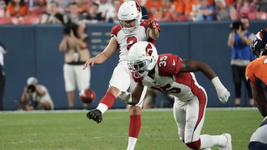 Cardinals Promote Punter Ryan Winslow To Active...