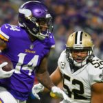 Vikings' Diggs (hamstring) to play Sun.