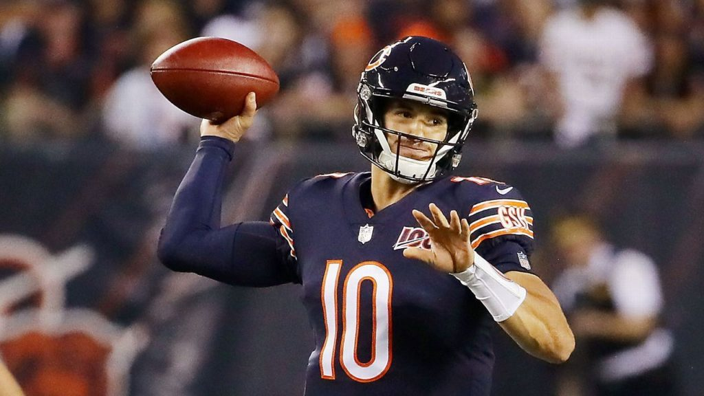 Is he a franchise quarterback? Mitchell Trubisky...