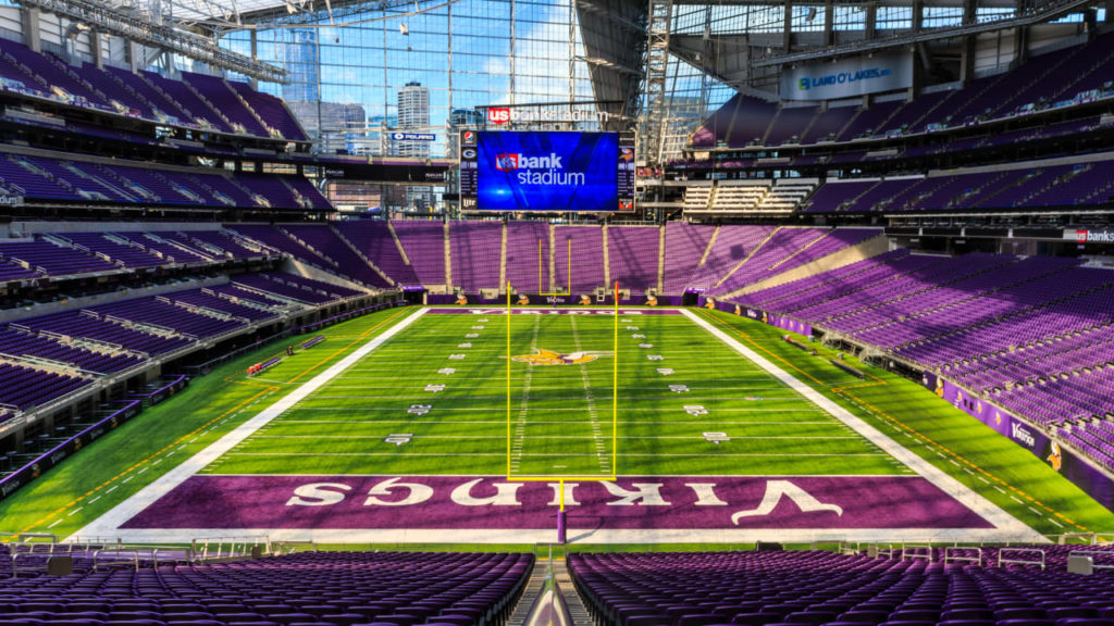 Vikings Open 2019 Season at Home vs. Falcons