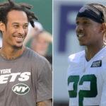 Jets' Robby Anderson, Trumaine Johnson getting...