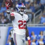 Giants' Wayne Gallman ready for the challenge of...