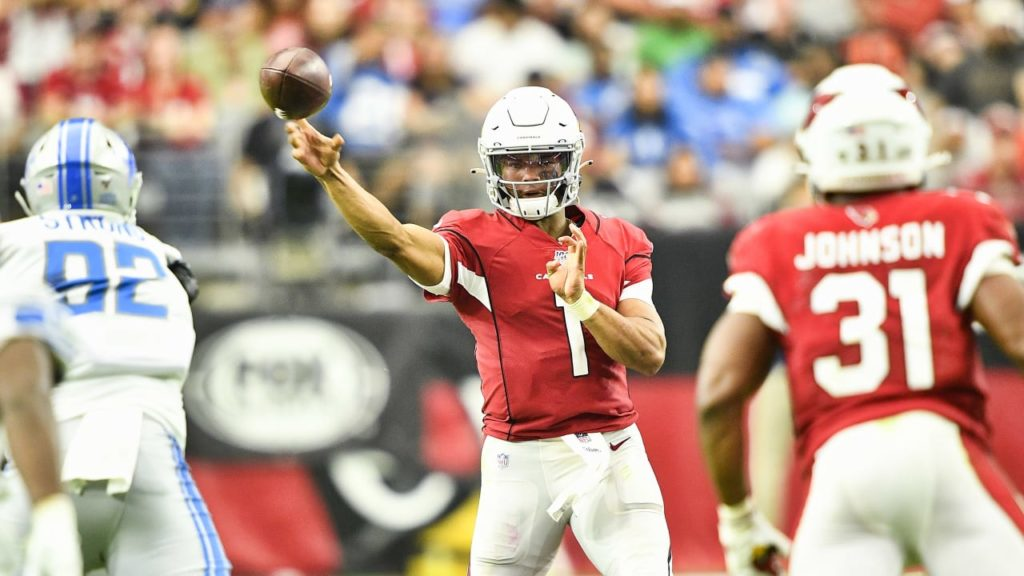 Slow Start Becomes Dynamic Debut For Kyler Murray,...