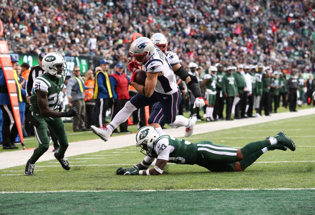 Final thoughts on New England Patriots versus New...