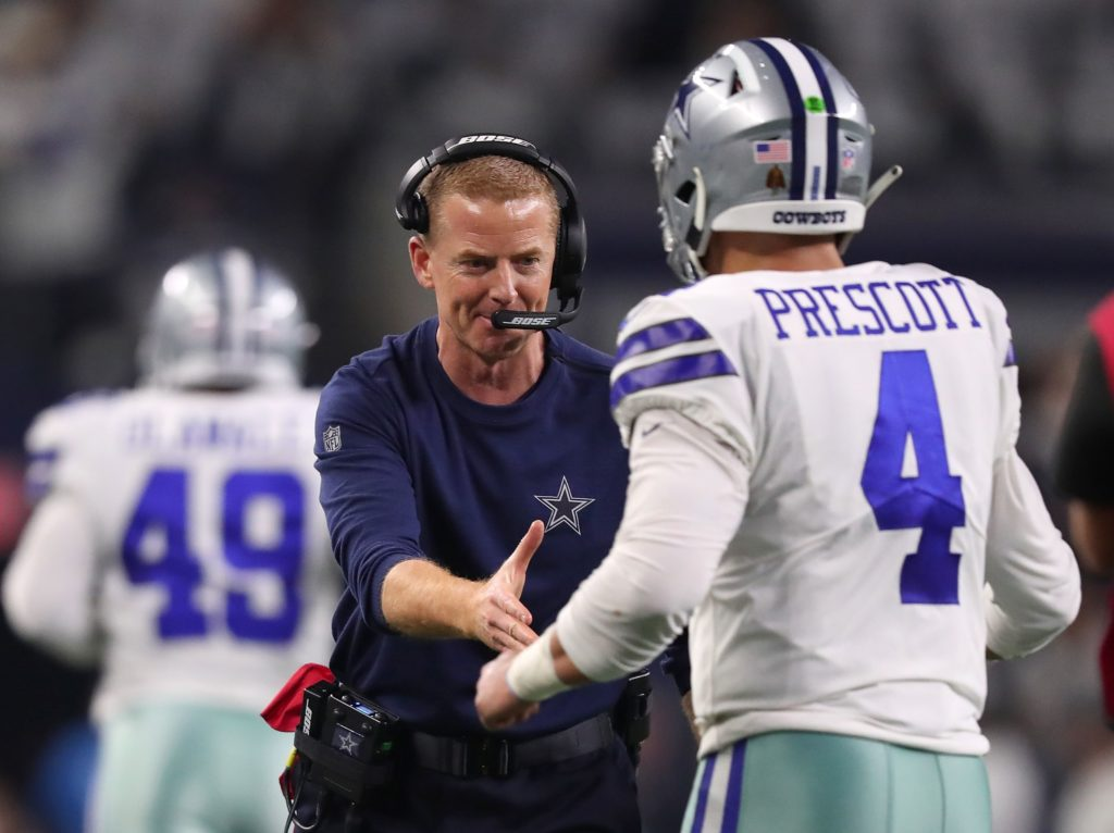Two improvement opportunities for the Dallas...