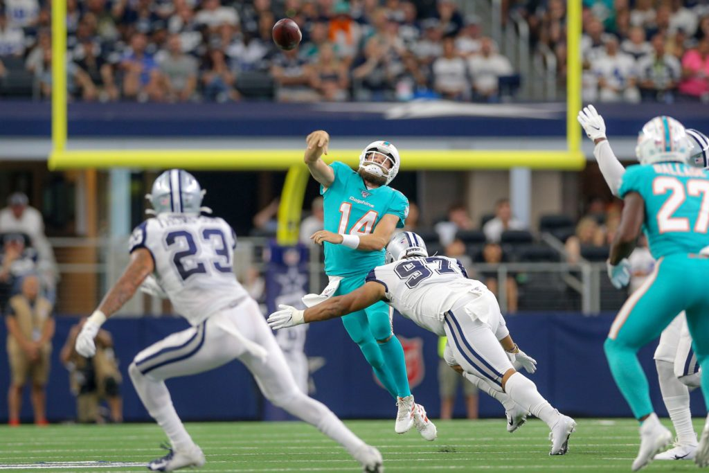 Dolphins-Redskins so bad, ticket prices now mirror...