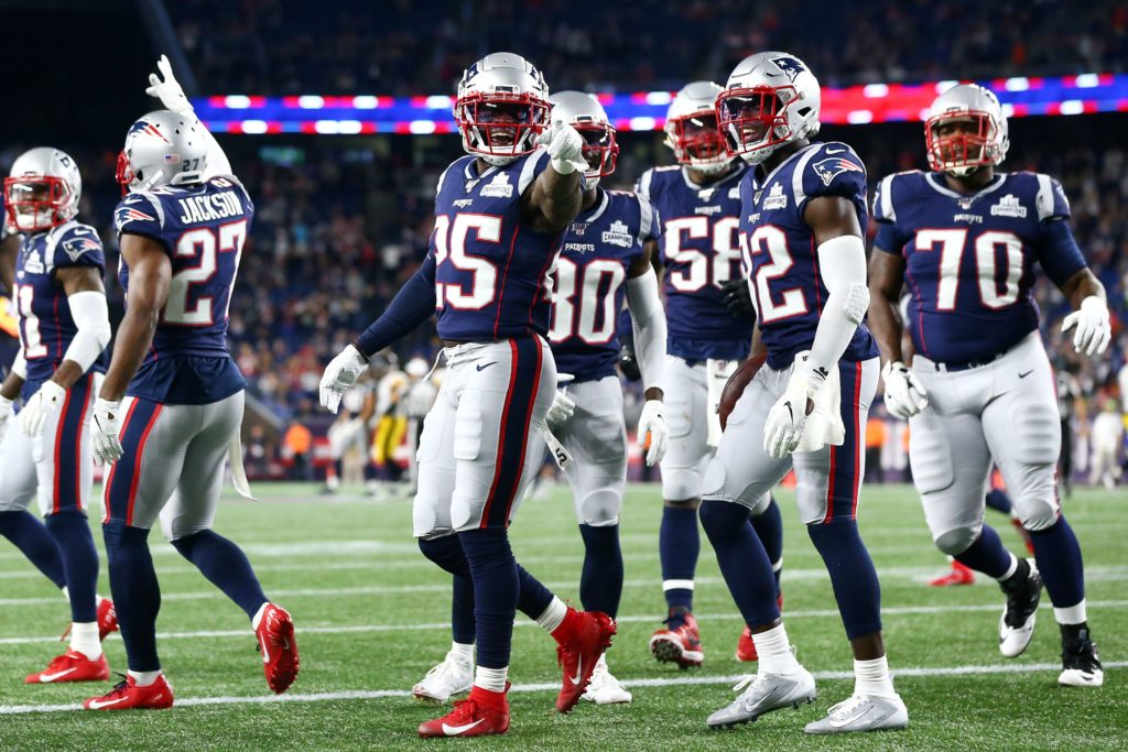 3 defensive MVPs for the Patriots after first half...