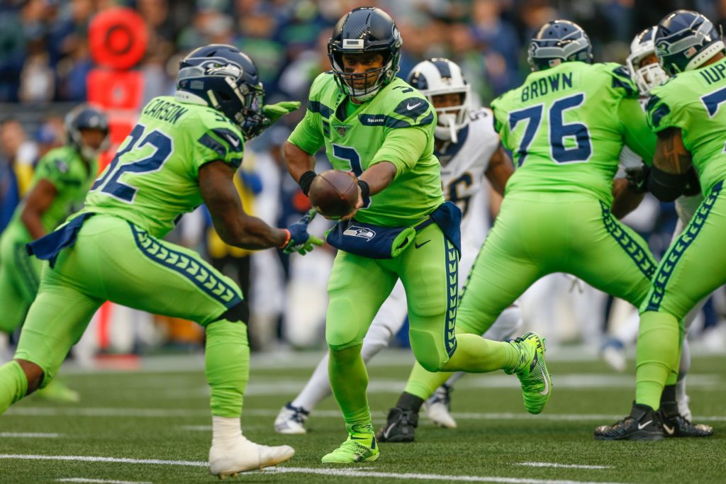 Seahawks win critical game in thriller over Rams