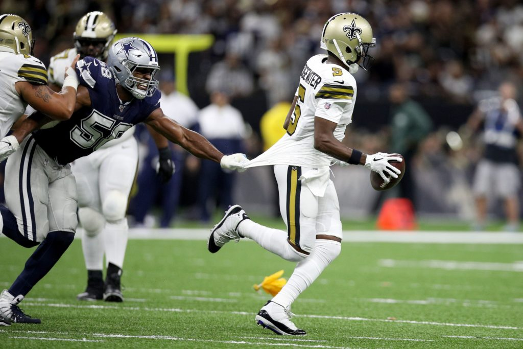 The Dallas Cowboys most likely path to the...