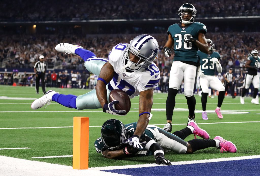 Dallas Cowboys turn the tides against Eagles
