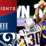 Patriots vs. Rams | Super Bowl LIII Game...