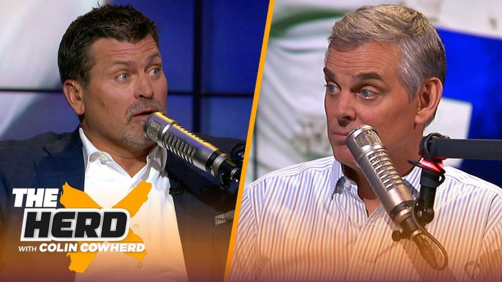 Mark Schlereth picks his favorite NFL MVP...