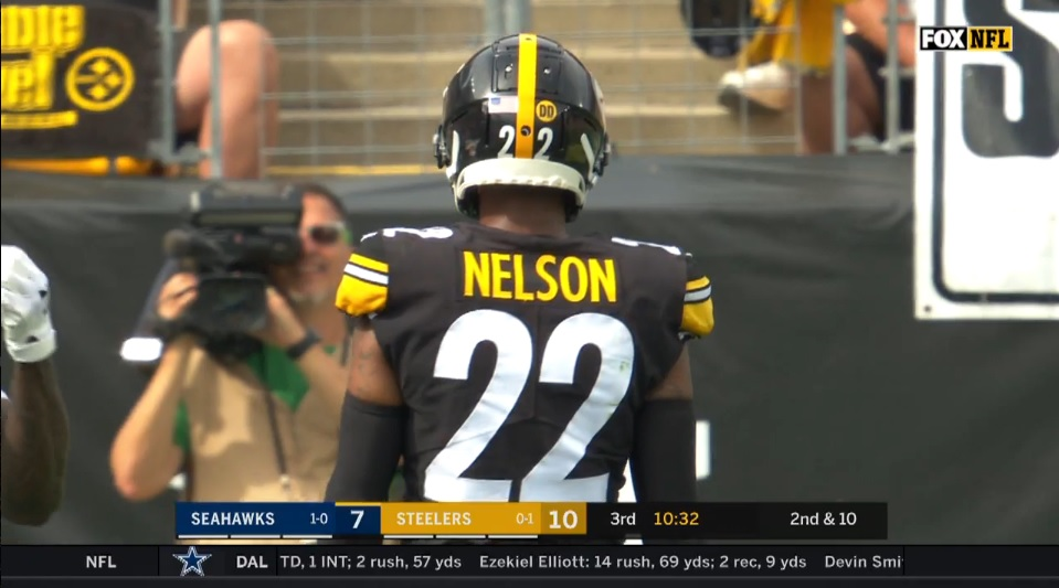 For The First Time In A While, The Steelers Have A...