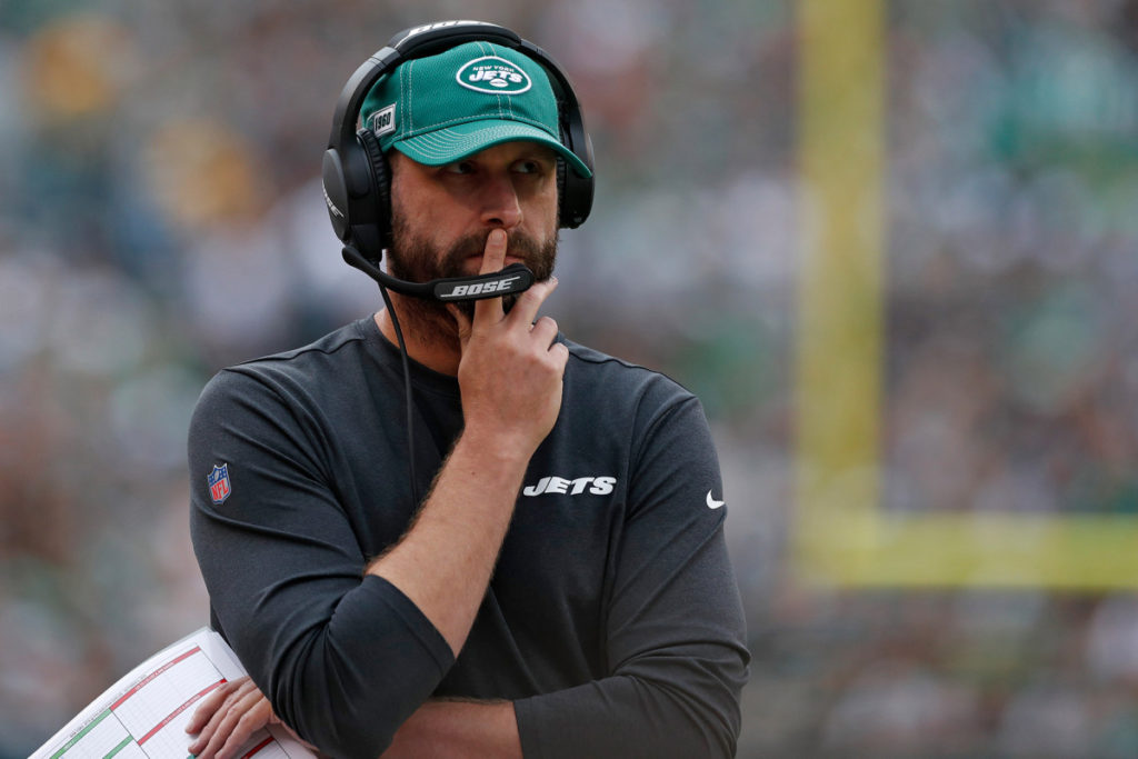 Adam Gase's QB mistake had nothing to do with Luke...