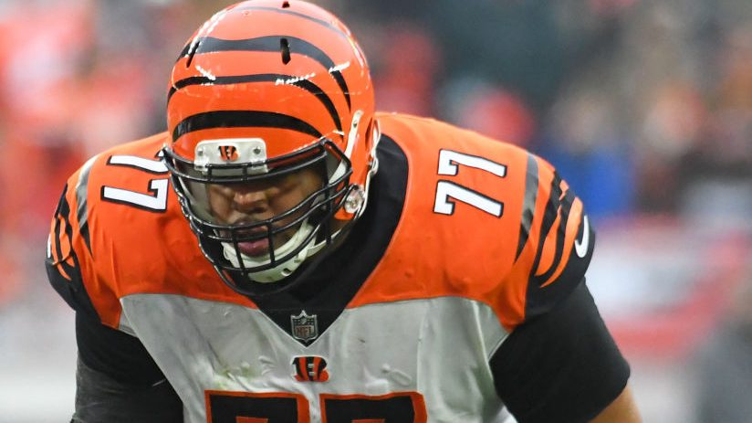 Cordy Glenn absence for Bengals to last at least...