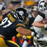 Steelers are in the mix in the AFC North –...