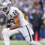 Tyrell Williams misses practice with plantar...