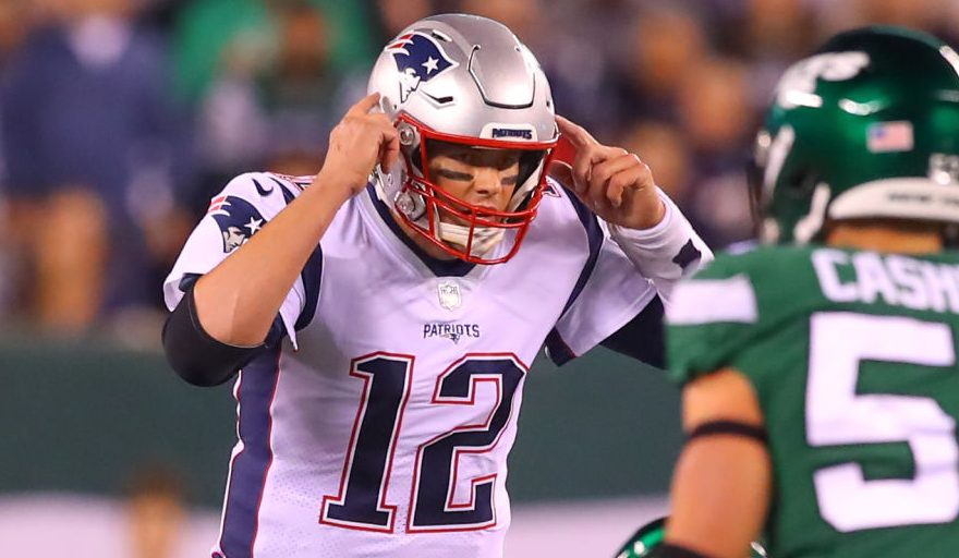 If Tom Brady leaves the Patriots, where would he...